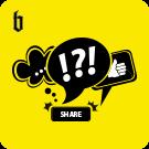 BB Messenger Share Button