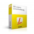 Blackbit Plugin Lizenz-Umschreibung