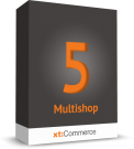 Upgrade auf xt:Commerce 5 Multishop