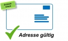 Adress-Prüfung in Echtzeit mit Vorschau
