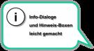Info-Dialoge und Popup-Boxen
